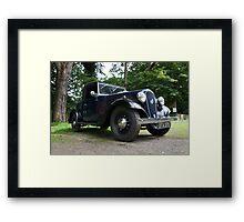 Austin Six Car Framed Print
