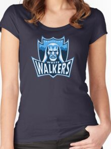 Frostfang White Walkers Women's Fitted Scoop T-Shirt