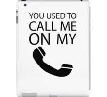 Hotline Bling  iPad Case/Skin