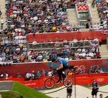 Freestyle BMX by Neil Crittenden