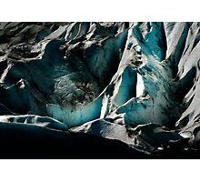 Dangerous Ice Photographic Print