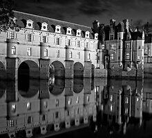 Château de Chenonceau by FranJ