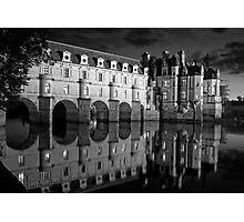 Château de Chenonceau Photographic Print
