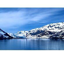 Glacier Bay Reflections Photographic Print