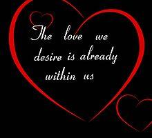 Love by Charlie Hanley