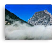 Tirol - Austria Canvas Print