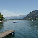 Sunny Day on the Lake by FloraPeterArbor