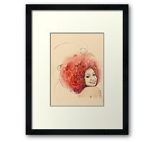 Miss. Motown Framed Print