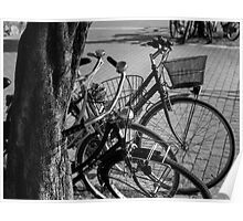 Bicycles-bicycles Poster