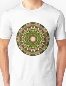 Fairy Flowers 1 Mandala T-Shirt