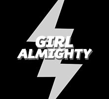 girl almighty - black by thepattymatos