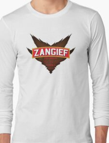 Zangief - Premium Red Cyclone Vodka Long Sleeve T-Shirt