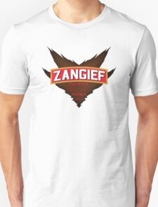 Zangief - Premium Red Cyclone Vodka T-Shirt
