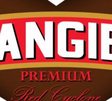 Zangief - Premium Red Cyclone Vodka Sticker