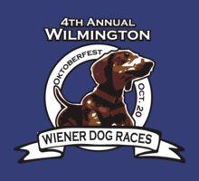 Wilmington Wiener Dog Races T-Shirt