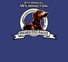 Wilmington Wiener Dog Races Unisex T-Shirt