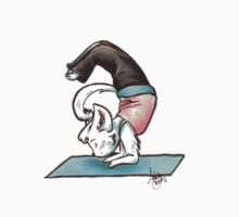 Yoga Kitty Kids Tee