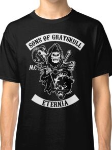 SONS OF GRAYSKULL!! (BLACK) Classic T-Shirt