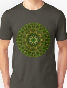 Green fairy Flower Mandala 2 T-Shirt