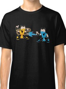 Mortal Enemies Classic T-Shirt