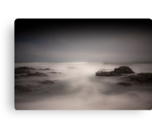 Stormy Sea - Guileen Co. Cork Ireland Canvas Print