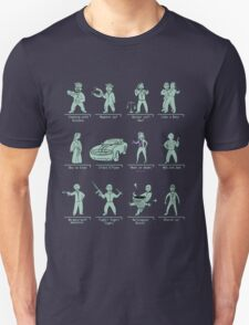 Breaking Bad Perks (extended) T-Shirt