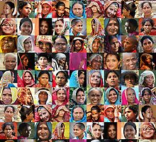 Women of India by lamiel
