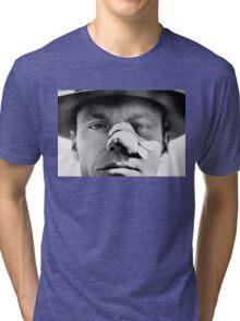 Jack Nicholson - Chinatown Tri-blend T-Shirt