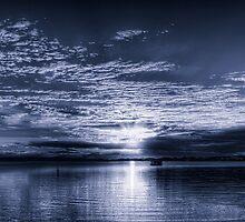 blue sunrise gold coast by nixworries
