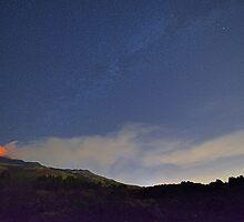 Notte di stelle e lapilli by Andrea Rapisarda