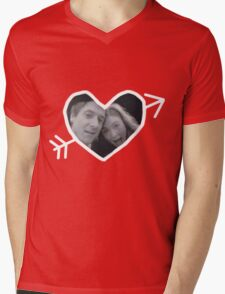 Rory's Stag Party T shirt.  Mens V-Neck T-Shirt
