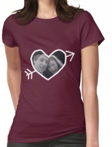 Rory's Stag Party T shirt.  Womens Fitted T-Shirt