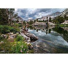 Long Lake Photographic Print