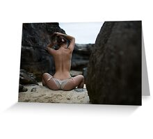 SEX ON THE BEACH Greeting Card