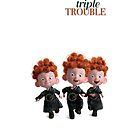 BRAVE: triple trouble by iElkie