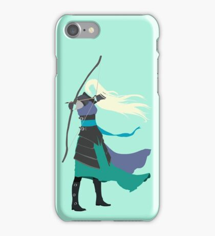 Celaena Sardothien | Heir of Fire iPhone Case/Skin
