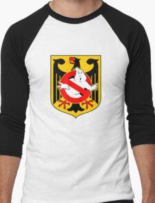 GB: Deutschland Men's Baseball ¾ T-Shirt