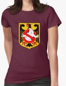 GB: Deutschland Womens Fitted T-Shirt