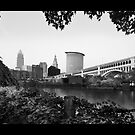 Cleveland by iamwiley