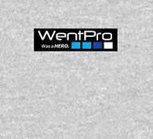 "WentPro ""Was a HERO"" (GoPro Parody)  Unisex T-Shirt"