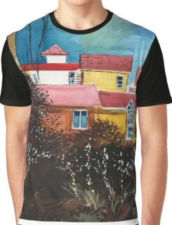 A window to the sky Graphic T-Shirt