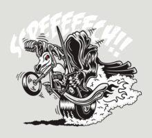 Wraiths on Wheels! by Brandon Wilhelm