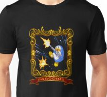 parodius penguin with a machine gun Unisex T-Shirt