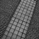 Brick and Glass Abstract by Harlan Mayor