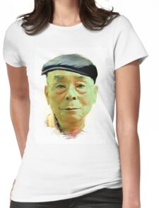 Jiro Ono Womens Fitted T-Shirt