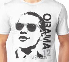 Obama 12 Shirt Shades Unisex T-Shirt