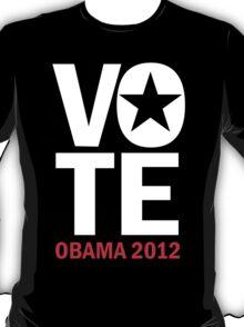 Vote Obama Shirt T-Shirt