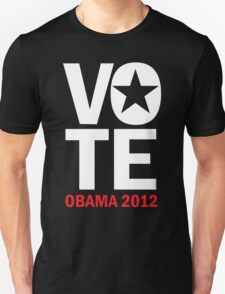 Vote Obama Shirt Unisex T-Shirt