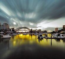 Lavender Bay - Sydney by Mark  Lucey