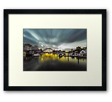 Lavender Bay - Sydney Framed Print